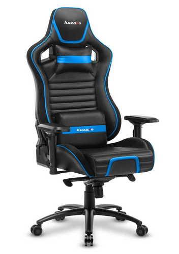 Ultra wygodny fotel gamingowy HZ-Force 8.2 Blue