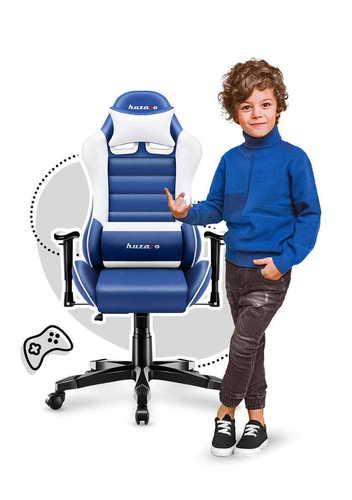 Ultra wygodny fotel gamingowy HZ-Ranger 6.0 Blue