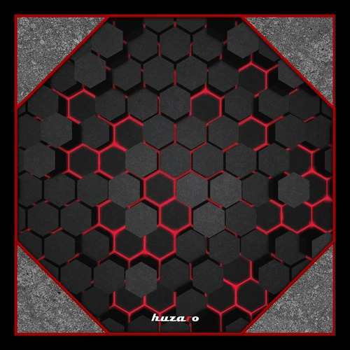 Mata gamingowa HZ-FloorMat 2.0