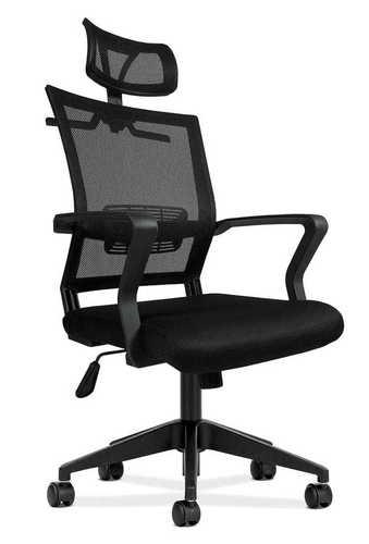 Fotel biurowy MA-Manager 2.5 Black