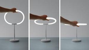 Lampa stołowa Artemide HALO small 2