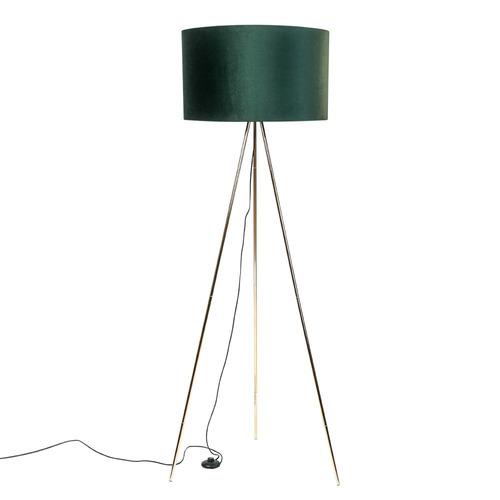 Lampa Podłogowa Inga H06 Gd Gr