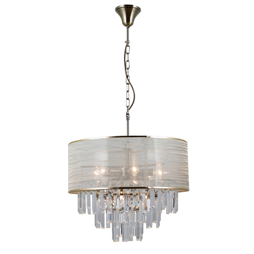 Antyczna Lampa Wisząca Torreia E14 2-punktowa