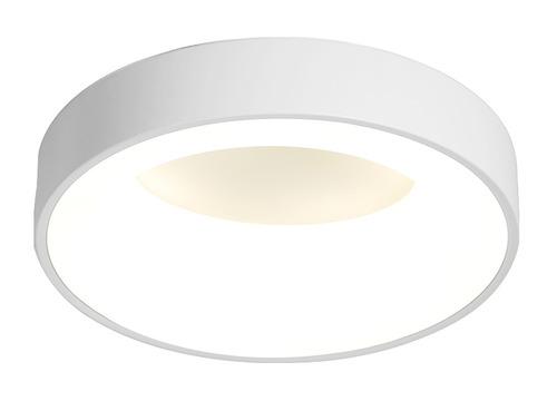 Plafon LED okrągły biały Abigali 400*110mm 20W - trzy barwy, ściemnialny - Pilot