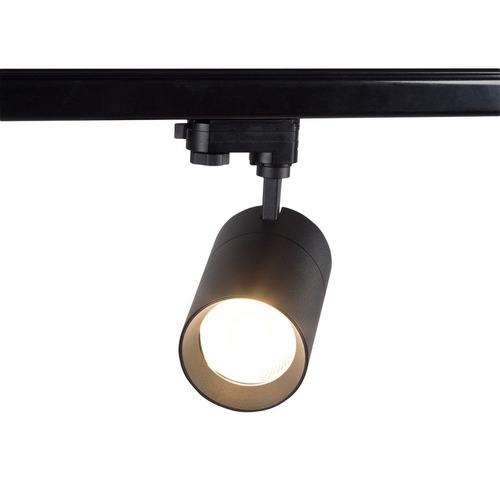 Blaupunkt Reflektor LED 3-fazowy Vision 30W czarny z przełącznikiem barwy światła
