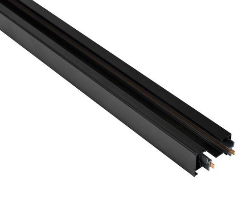 Blaupunkt Szyna 1-fazowa STORM dł. 1 m z zakończeniami, kolor czarny