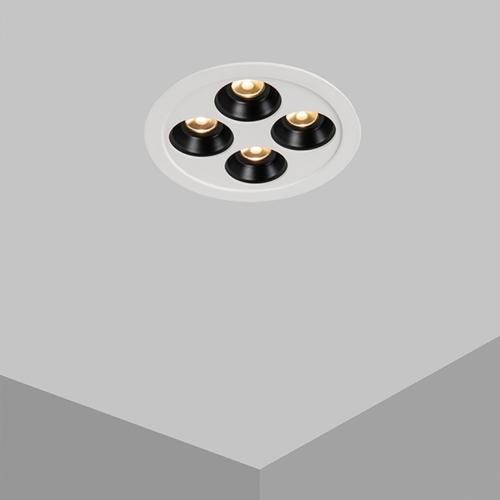 Lampa sufitowa wpuszczana DROP RD4