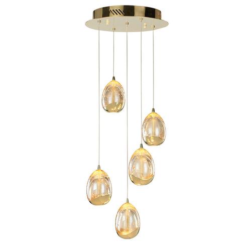 Nowoczesna Lampa Wisząca Huelto LED