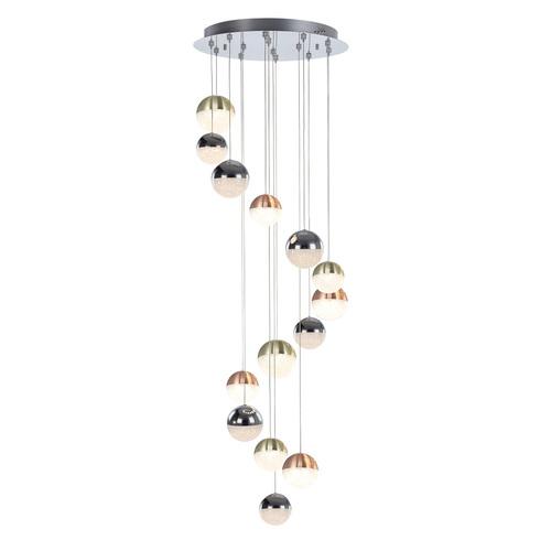 Nowoczesna Lampa Wisząca Mocado LED