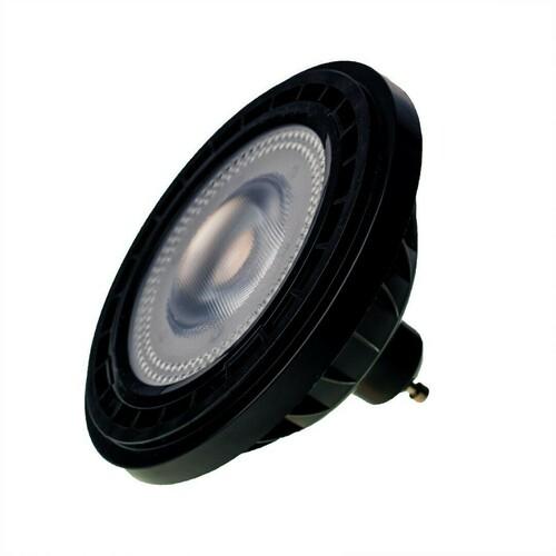 Żarówka Ar111 10 W Gu10 3000 K/ Czarna