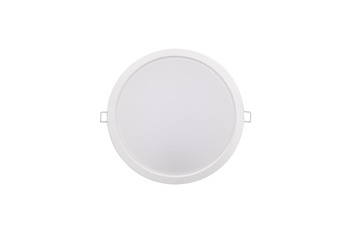 Downlight LED LESELI 22W 2200lm  fi 216mm CCT 3000/4000/6000K 110° IP20/IP43 RA80 RG1  -25°C +35°C 3 lata gwarancji