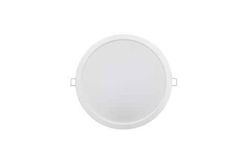 Downlight LED LESELI 30W 3000lm fi 216mm CCT 3000/4000/6000K 110° IP20/IP43 RA80 RG1 -25°C +35°C 3 lata gwarancji