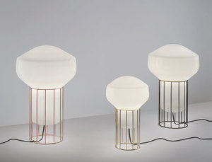 Lampa wisząca Fabbian Aérostat F27 13W 33cm - naturalny - F27 A11 19 small 8