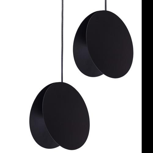 Lampa wisząca PILLS S czarna 23 cm