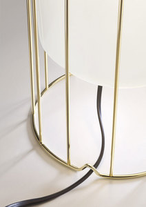 Lampa wisząca Fabbian Aérostat F27 33cm - miedź - F27 A11 41 small 3