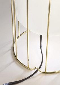 Lampa wisząca Fabbian Aérostat F27 43cm - naturalny - F27 A13 19 small 2