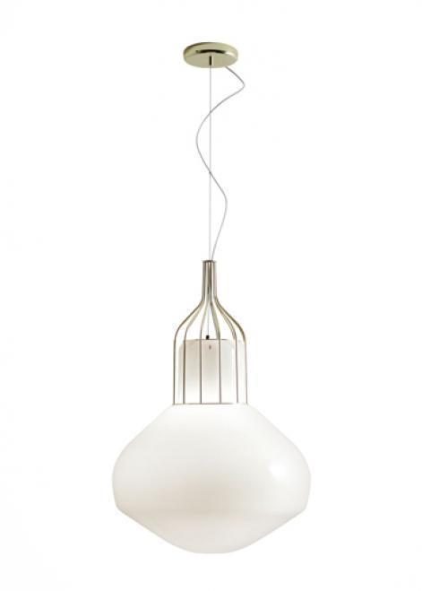 Lampa wisząca Fabbian Aérostat F27 43cm - naturalny - F27 A13 19