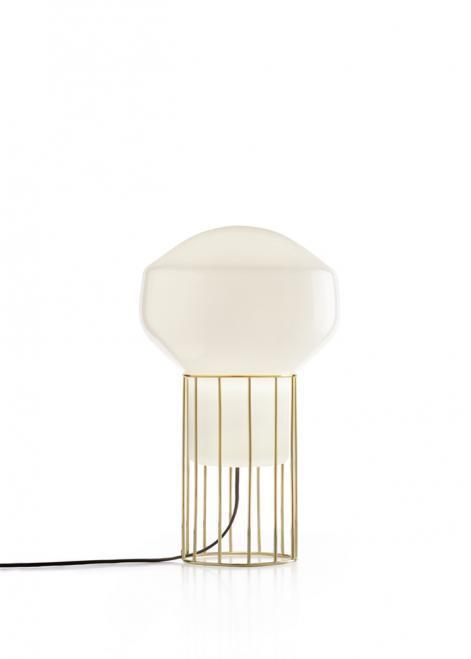 Lampa stołowa Fabbian Aérostat F27 5W 22,8cm - F27 B01 19