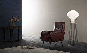 Lampa stołowa Fabbian Aérostat F27 33cm - naturalny - F27 B03 19 small 1