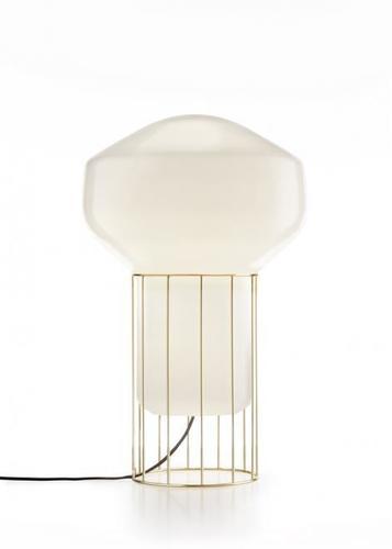 Lampa stołowa Fabbian Aérostat F27 33cm - naturalny - F27 B03 19
