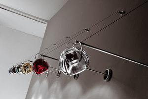 Lampa wisząca Fabbian Beluga Colour D57 7W - Przeźroczysty - D57 A11 00 small 4