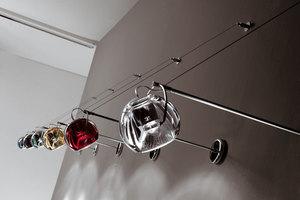 Lampa wisząca Fabbian Beluga Colour D57 7W - czerwony - D57 A11 03 small 4