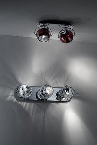Lampa wisząca Fabbian Beluga Colour D57 7W - czerwony - D57 A11 03 small 18