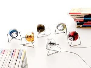 Lampa biurkowa Fabbian Beluga Colour D57 7W - Przeźroczysty - D57 B03 00 small 16
