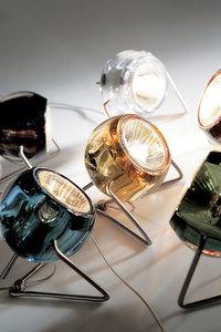 Lampa biurkowa Fabbian Beluga Colour D57 7W - Przeźroczysty - D57 B03 00 small 18