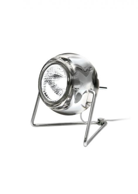 Lampa biurkowa Fabbian Beluga Colour D57 7W - Przeźroczysty - D57 B03 00