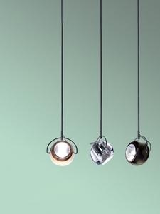 Lampa biurkowa Fabbian Beluga Colour D57 7W - miedź - D57 B03 41 small 1