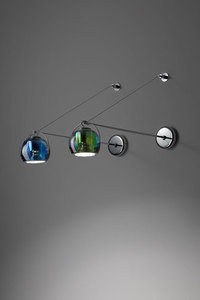 Lampa biurkowa Fabbian Beluga Colour D57 7W - miedź - D57 B03 41 small 5