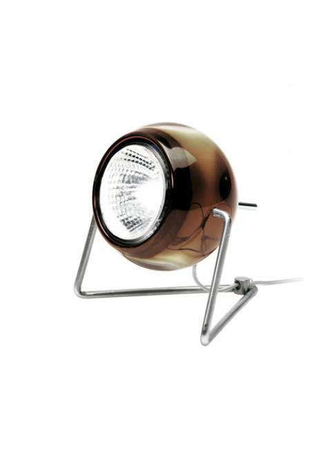 Lampa biurkowa Fabbian Beluga Colour D57 7W - miedź - D57 B03 41