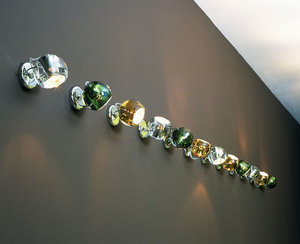 Lampa biurkowa Fabbian Beluga Colour D57 7W - Zielony - D57 B03 43 small 8
