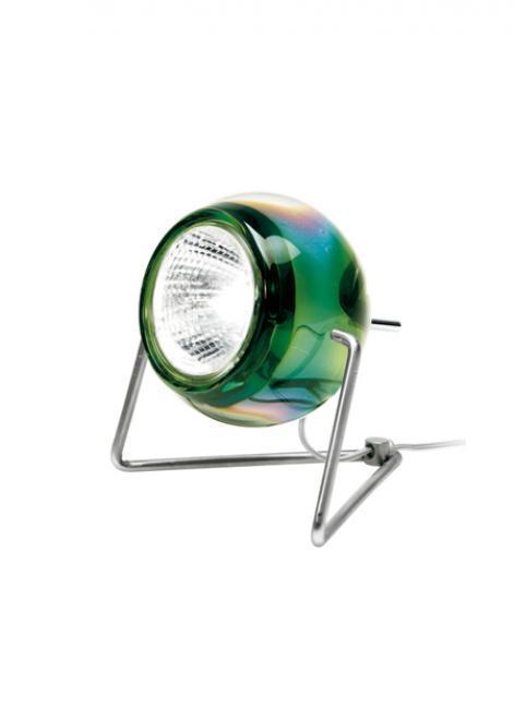 Lampa biurkowa Fabbian Beluga Colour D57 7W - Zielony - D57 B03 43