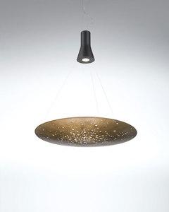 Lampa wisząca Fabbian Lens F46 24W 60cm - Brąz szczotkowany - F46 A01 14 small 7