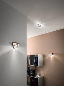 Lampa wisząca Fabbian Tripla F41 3W 3000K - Chromowany - F41 A01 11 small 4