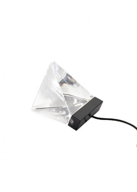 Lampa stołowa Fabbian Tripla F41 3W 3000K - Antracyt - F41 B01 21
