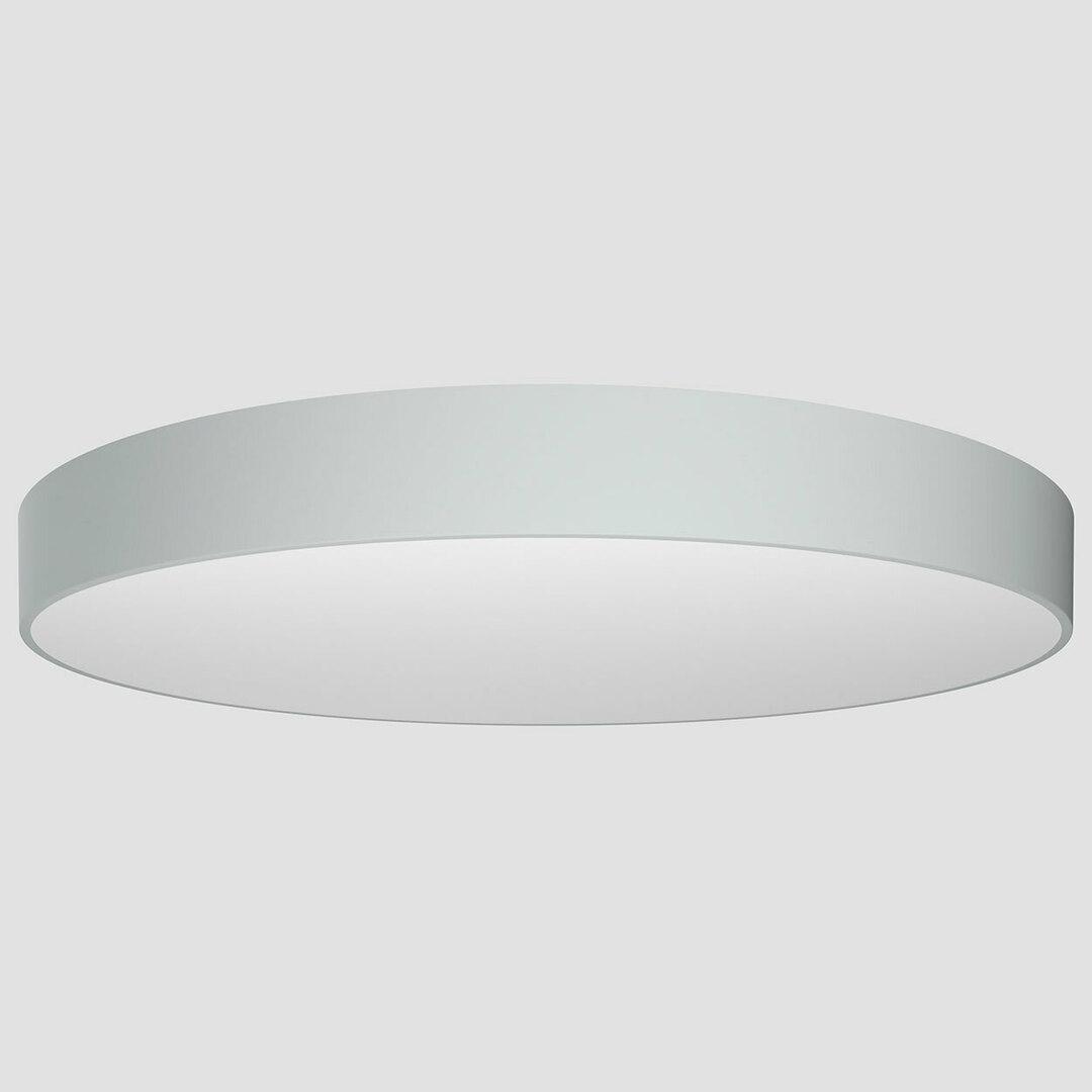 ABA PREMIUM 1400 plafon, LED PHILIPS LV 324W/39600lm/3000K, 230V, srebrny aluminiowy (mat) RAL 9006