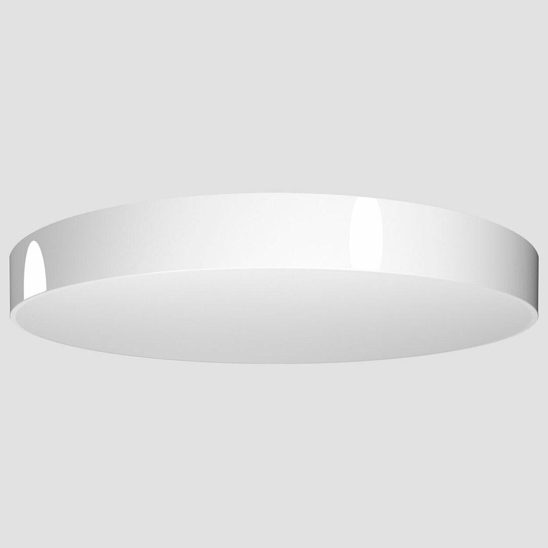 ABA PREMIUM 1400 plafon, LED PHILIPS LV 324W/39600lm/3000K/TD, 230V, biały  (połysk) RAL 9003