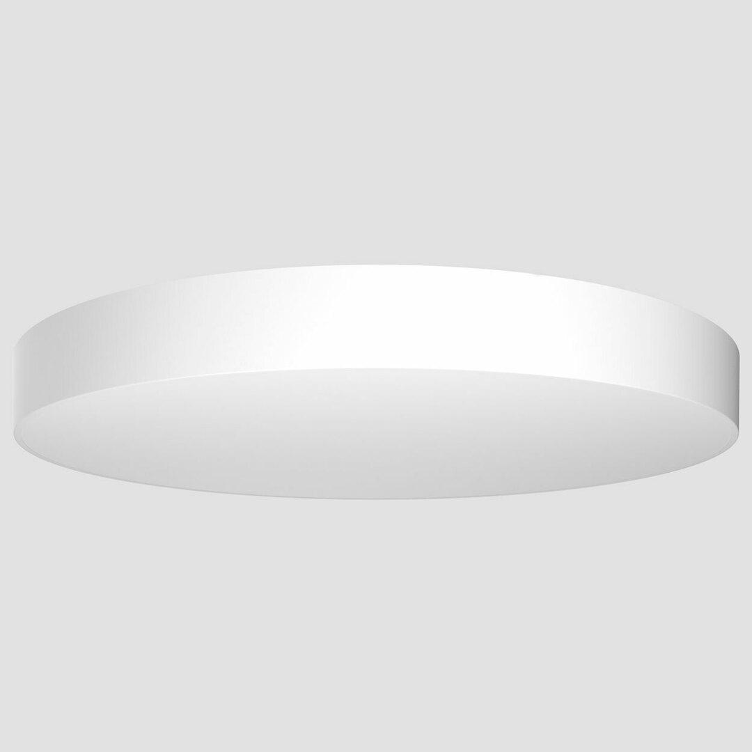 ABA PREMIUM 1600 plafon, LED PHILIPS LV 432W/52800lm/3000K, 230V, biały  (mat struktura) RAL 9003