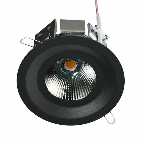 AMI LED SLM, L09, wpust stropowy, 1280lm/25D/927/TD, czarny głęboki (mat struktura) RAL 9005