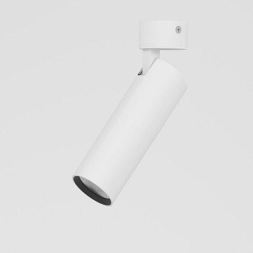 ANN LED SLM PremiumWhite, L09, projektor stropowy, 1280lm/24D/940, biały  (mat struktura) RAL 9003