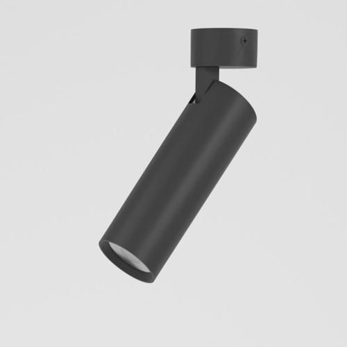 ANN LED SLM, L09, projektor stropowy, 1280lm/38D/927, czarny głęboki (mat struktura) RAL 9005