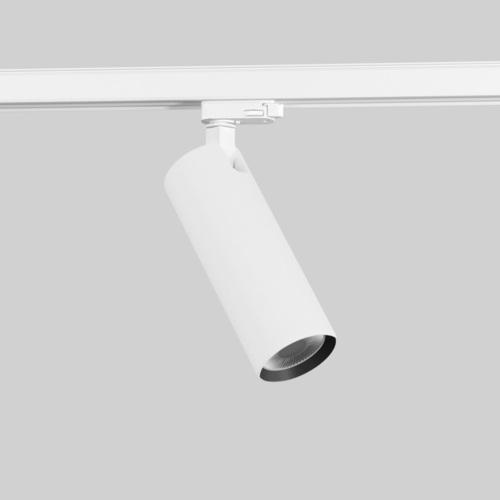 ANN LED SLM, L09, projektor track, 1280lm/15D/927, biały  (mat struktura) RAL 9003