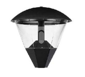 Lampa ogrodowa (505mm) -(Głowica) LUNA STREET na E27