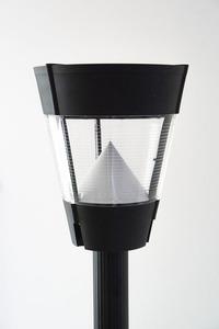 Latarnia ogrodowa (290mm) - LUNA GARDEN (E27 IP54) 1