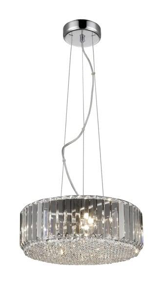 LAMPA WEWNĘTRZNA (WISZĄCA) ZUMA LINE PRINCE PENDANT P0360-05B-F4AC