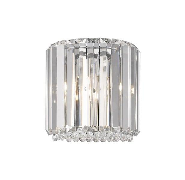 LAMPA WEWNĘTRZNA (KINKIET) ZUMA LINE PRINCE WALL W0360-01A-B5AC