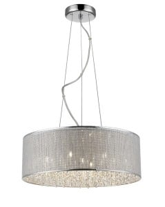 LAMPA WEWNĘTRZNA (WISZĄCA) ZUMA LINE BLINK PENDANT P0173-07W